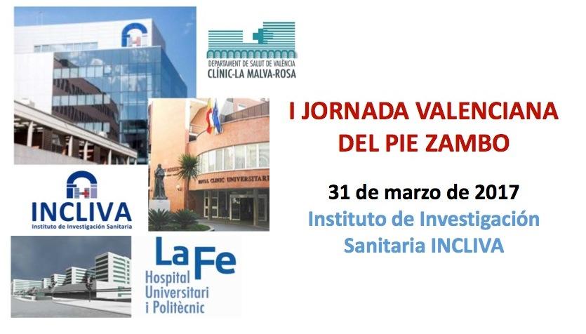 I Jornada Valenciana del Pie Zambo